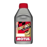Motul Brake Fluid RBF 600 - Racing DOT 4 - 1/2L Bottle