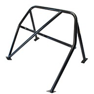 Kirk Racing 4-Point Roll Bar (Actual product may differ from image)